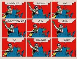 Memes De Batman Y Robin - meme robin abofetea a batman mem s pinterest