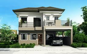 2 story modern house plans 2 storey home designs small story house designs small free