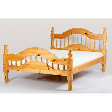 lincoln wooden bed frame cheap home furniture