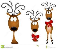 free reindeer clipart u0026 look at reindeer clip art images