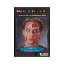 professional special effects makeup character makeup kits by ben nye