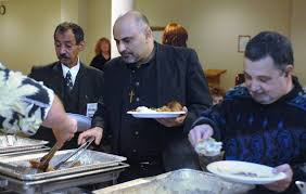 thanksgiving tradition grows at st matthew lutheran church in