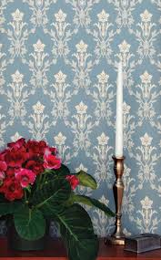 guide to reproduction wallpaper old house restoration products