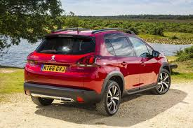 peugeot 2008 2017 2017 peugeot 2008 7 things you didn u0027t know