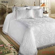 White Matelasse Coverlet Twin Bedding White Quilts And Coverlets Scalloped Coverlet Nursery