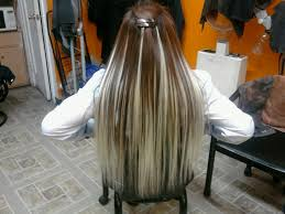 platinum blonde and dark brown highlights dark brown hair platinum highlights hairs medium hair styles ideas