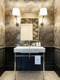 exotic wallpaper houzz