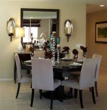 decorate small dining room mirror small dining room igfusa org