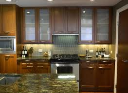 Glass Kitchen Cabinet Door by Exciting Glass Kitchen Cabinets Cabinet Doors Lowes Fancy Honey