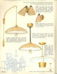 Lighting Catalog 84 Best Mid Century Modern Lighting Images On Pinterest Mid