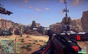 planetside 2 gets massive update including nanite of the living