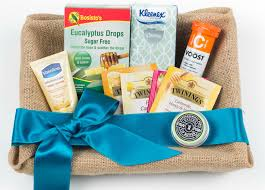 get well soon package cold flu get well soon gift hers and care packages feel