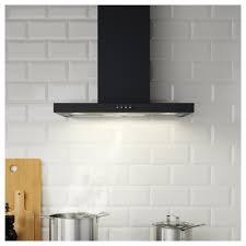 molnigt wall mounted extractor hood dark grey 60 cm ikea