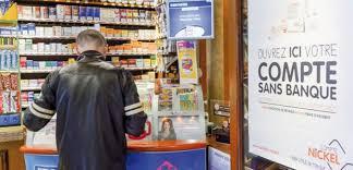 ouvrir un compte dans un bureau de tabac compte nickel le compte bancaire alternatif fait un tabac