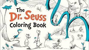 ready dr seuss coloring book bookstr