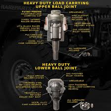 nissan titan upper ball joint jeep jk ball joints jeep wrangler ball joint replacement at ok4wd