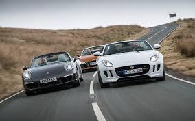lexus vs audi r8 jaguar f type vs audi r8 vs porsche 911 automobile magazine