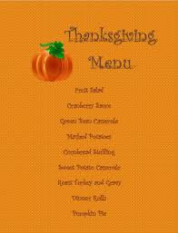 a thanksgiving menu for everyone onsite software from