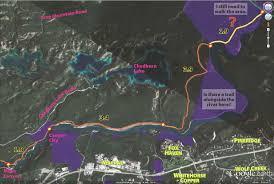Yukon River Map Creating A Yukon River Corridor Walking Trail