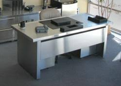 Stainless Steel Office Desk Stainless Steel Office Desk Home Design Ideas And Pictures
