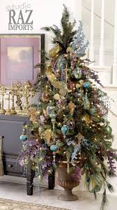 60 gorgeously decorated trees from raz imports
