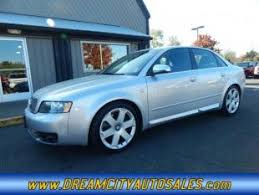 2004 audi s4 blue used audi s4 for sale in portland or cars com