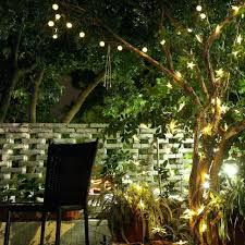 solar powered fairy lights for trees outdoor solar led string lights solar lights solar powered