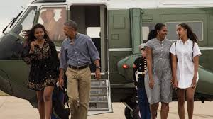 here s how much the obama family has spent on vacations over the last eight years