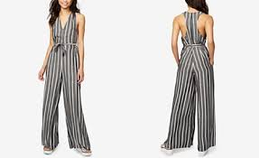 roy jumpsuit roy striped jumpsuit only at macy s fashion