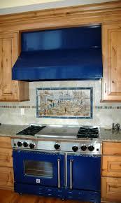 fabulous image of kitchen decoration using decorative blue kitchen
