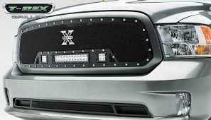 dodge ram 1500 grill 2013 2014 dodge ram 1500 torch series led light grille