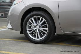 toyota corolla wheel drive review 2014 toyota corolla with the