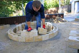 the fire pit la maison jolie a step by step guide to building your own fire pit