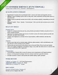 customer service resumes examples free resume templates for