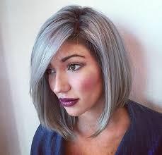Frisuren Kurze Graue Haare by Kühle Haarfarben In Mehr Als 70 Fotos Archzine