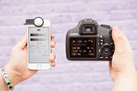 turn light on iphone luxi the little light meter for the iphone cult of mac
