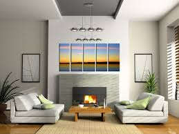 Great Living Room Wall Decoration With Living Room Wall Decorating - Wall decoration for living room