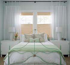 Curtains For White Bedroom Decor Sheer Curtains Ideas Pictures Design Inspiration