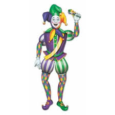 jester mardi gras mardi gras party supplies at amols party supplies