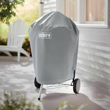 Home Design Kettle Grill Weber 7176 Charcoal Kettle Grill Cover For Weber 22 Inch Grills