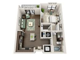 3 Bedroom Flat Floor Plan by Floor Plans U0026 Pricing For Savoye Vitruvian Park