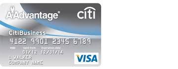 Citi Card Business Credit Card Citibusiness Aadvantage Select Visa Tarjetas De Crédito