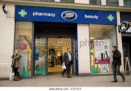 boots buy collect in store boots shop cosmetics stock photos boots shop cosmetics stock