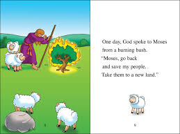 the beginner u0027s bible moses and the king i can read the