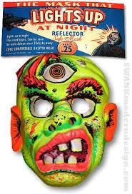 vintage halloween mask vintage halloween pinterest crafts