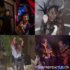 halloween horror nights 2016 houses halloween horror nights 26 takes on hollywood and kills it