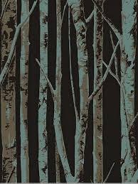 eh61003 black graphic birch tree sbk14255