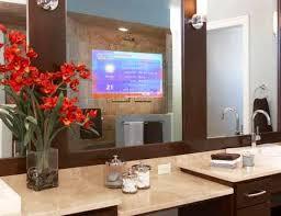 Mirror Bathroom Tv 32 Best Luxury Bathroom Tvs Images On Pinterest Mirror Tv