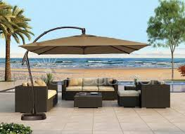 Cantilever Patio Umbrella With Base Outdoor Patio Umbrella Coryc Me