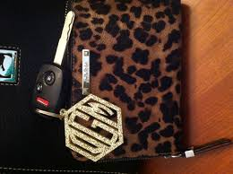 gold glitter car got to have this gold glitter monogrammed key chain https www